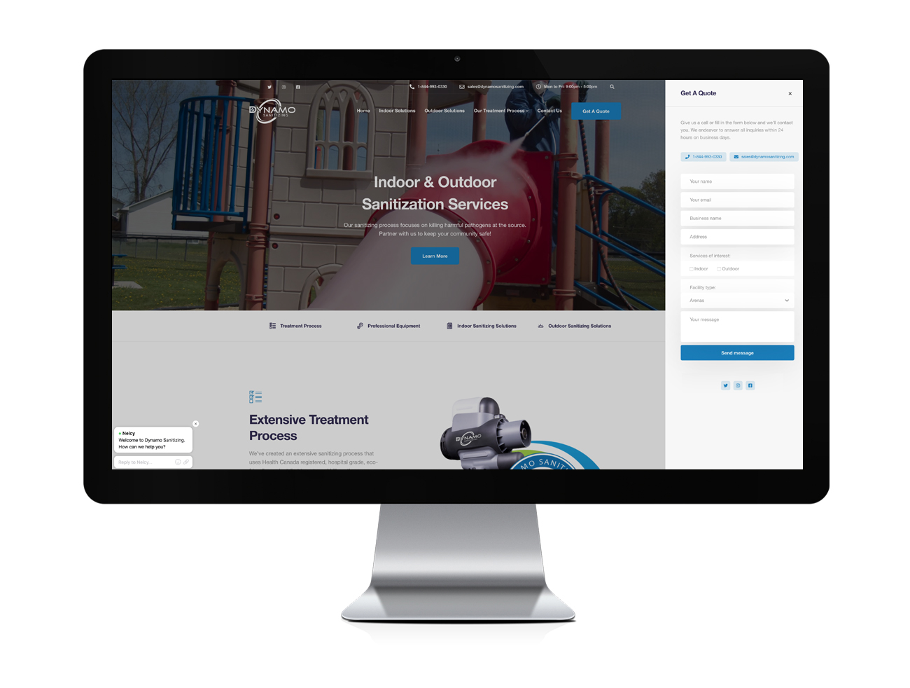 CCM Web Design